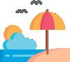 Praias-icon-passeios-de-barco-em-arraial-do-cabo